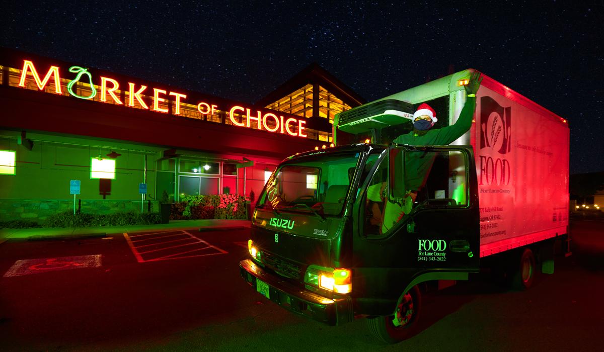 Market of Choice Food Banks
