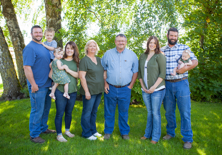 Anderson Ranch Family