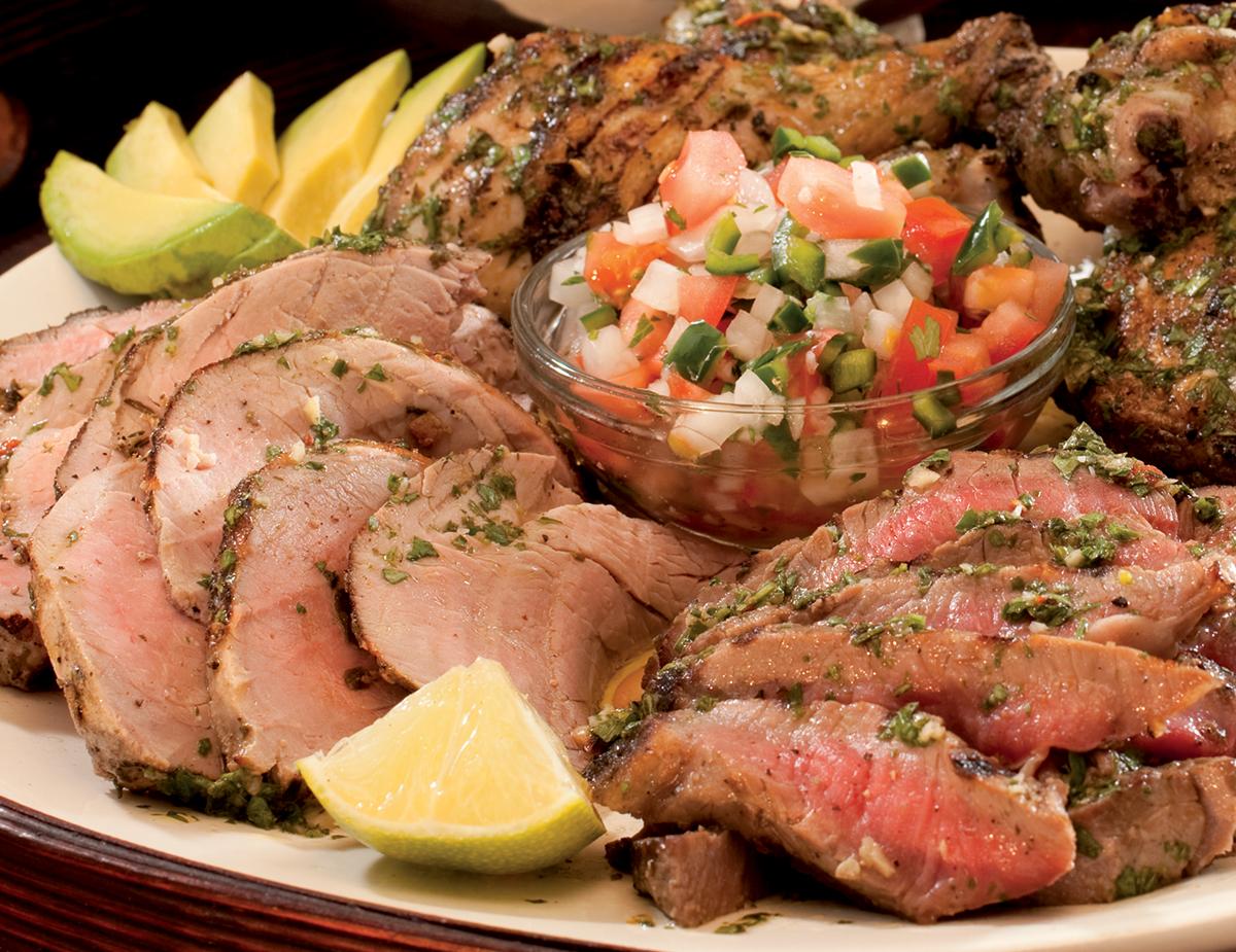 Brazilian Mixed Grill