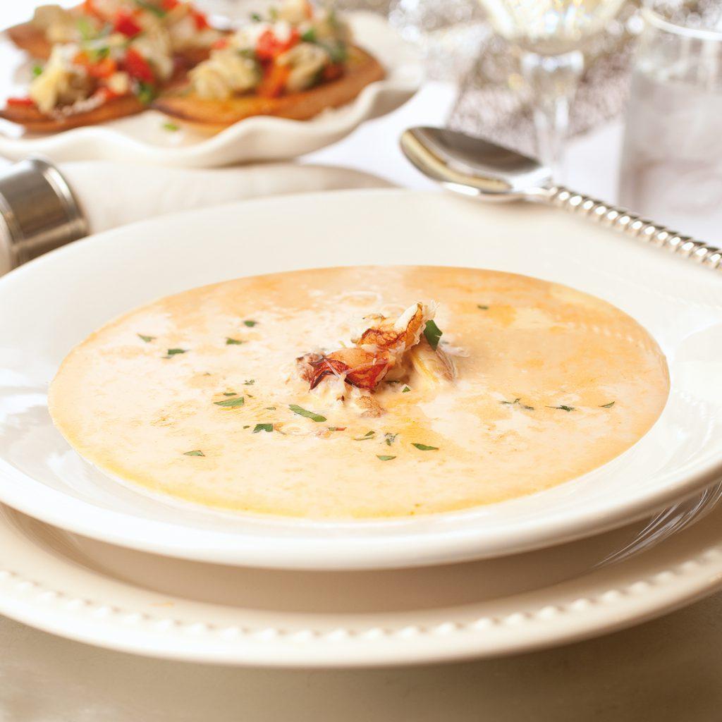 Crab Bisque Soup
