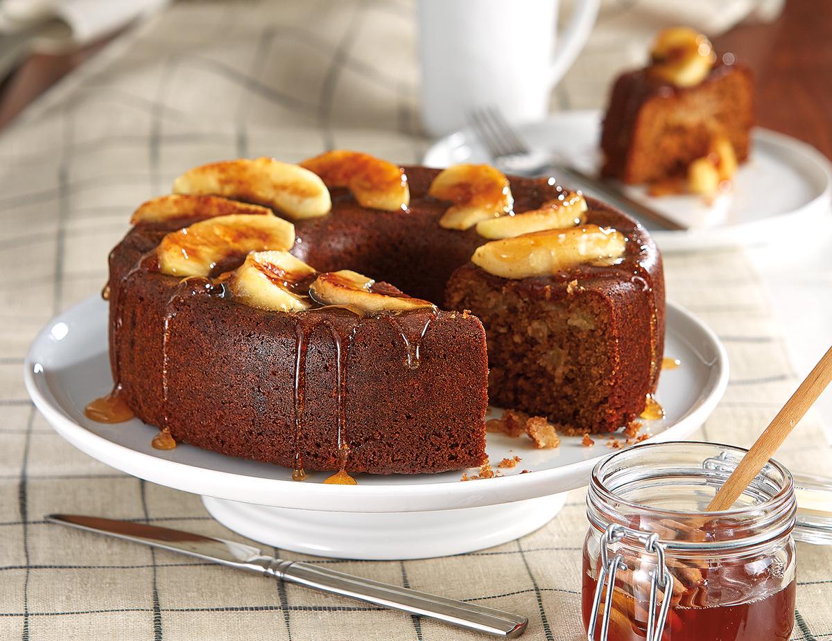 Honey-Apple-Cake
