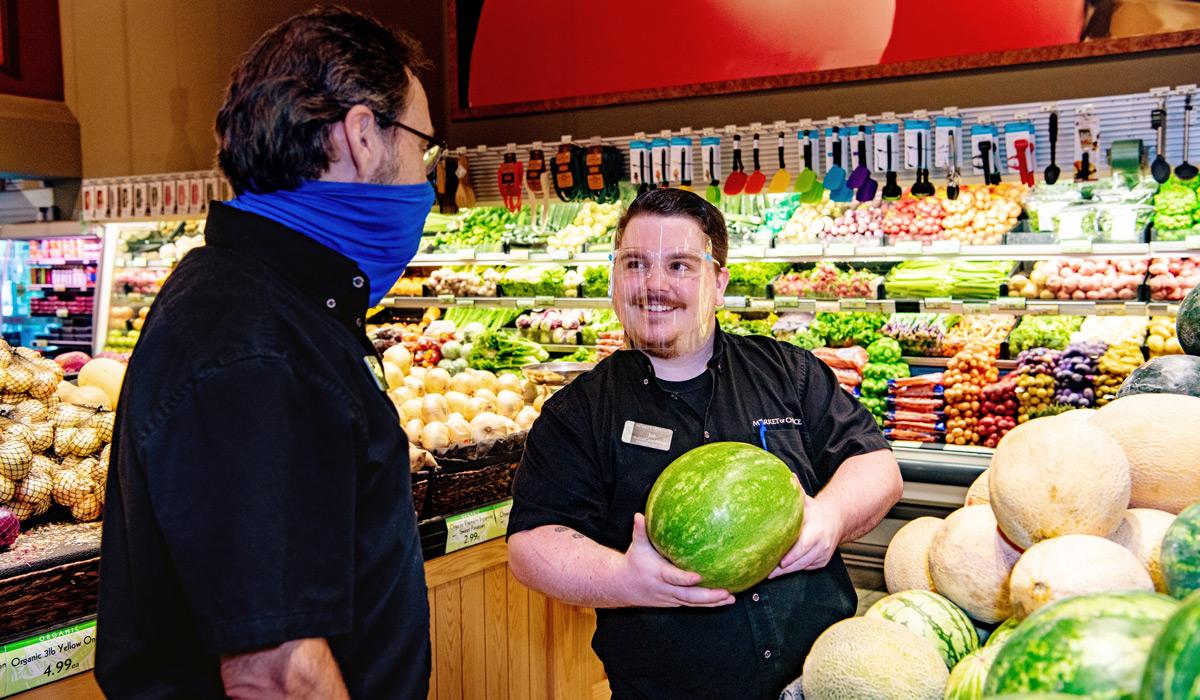 Jon People of Market of Choice