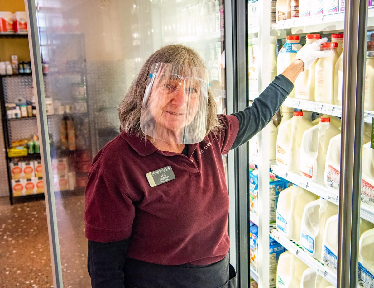 Lisa People of Market of Choice