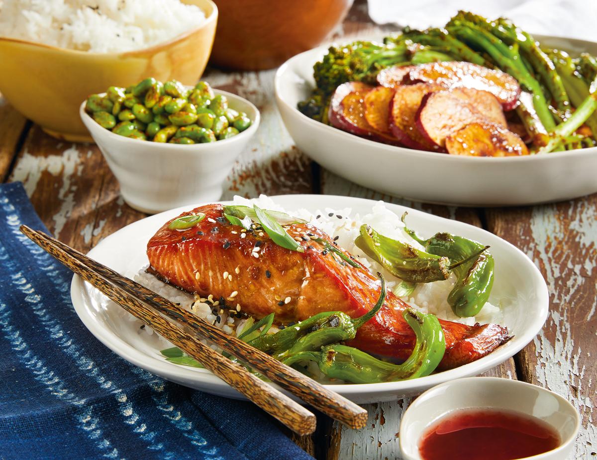 Miso-Umami-Salmon