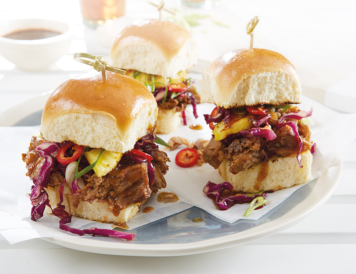 Pulled-Pork-Char-Siu-Sliders