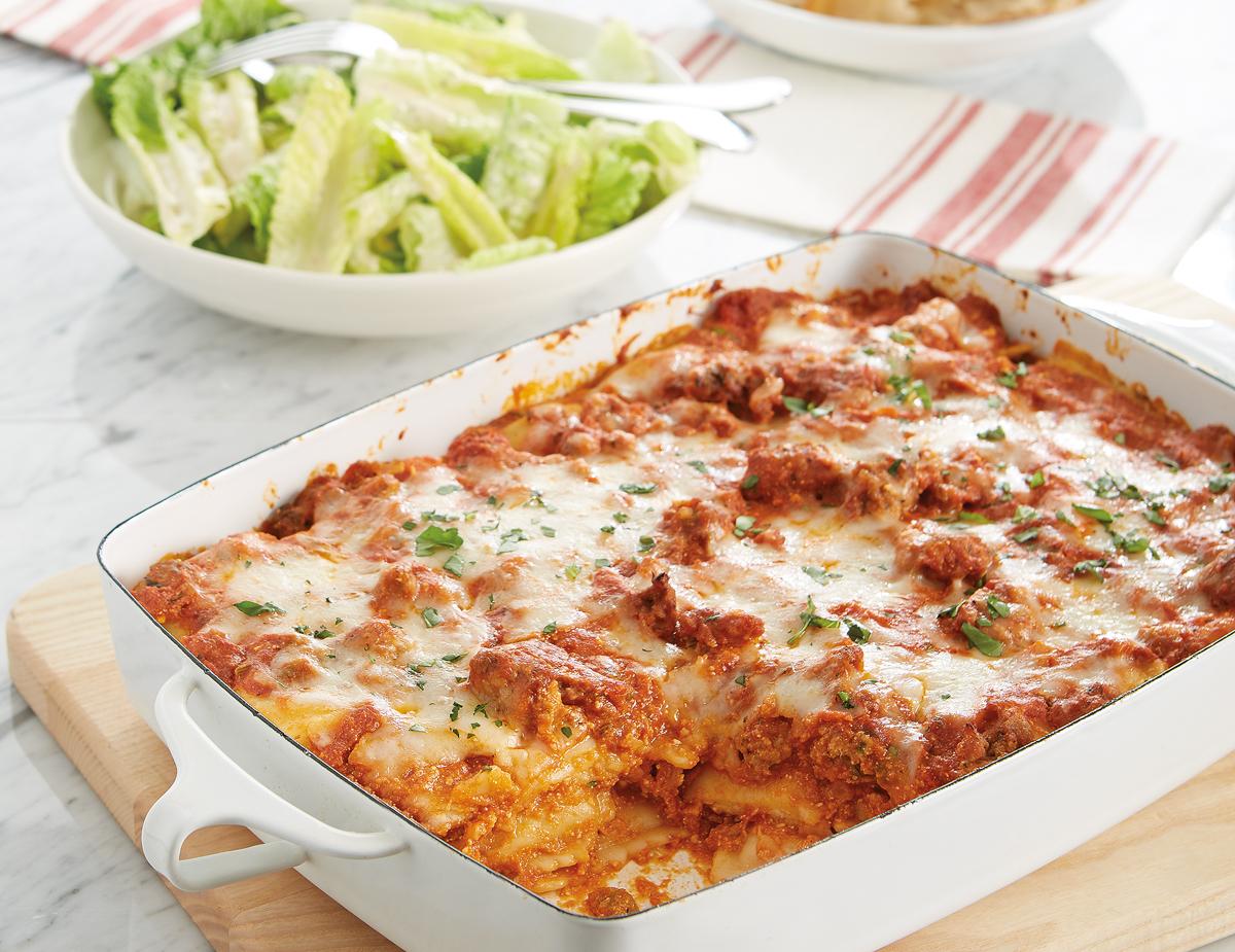 Ravioli-Lasagne