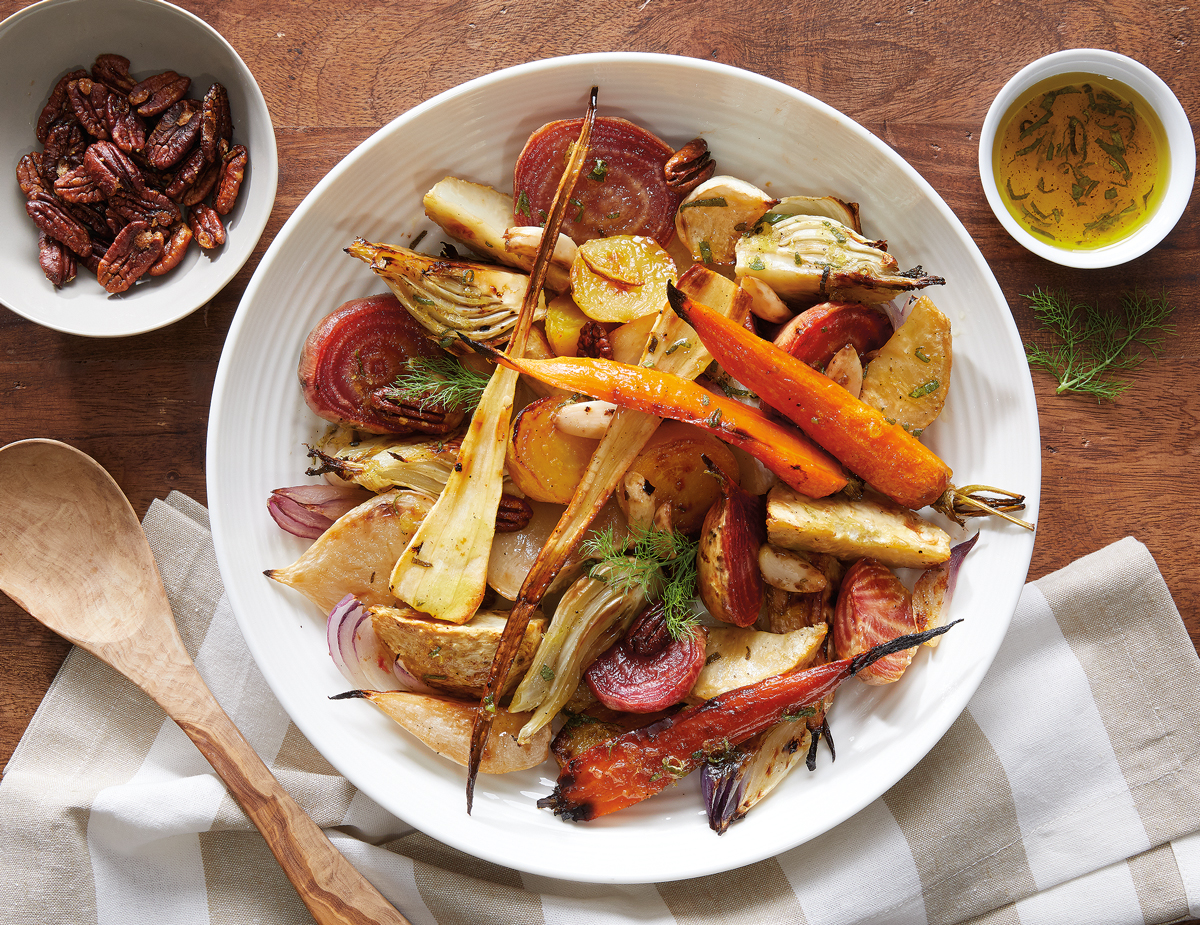 Sage-Maple-Glazed-Roasted-Vegetables
