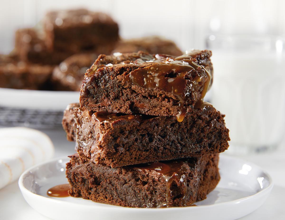 Salted-Caramel-Gluten-Free-Brownies