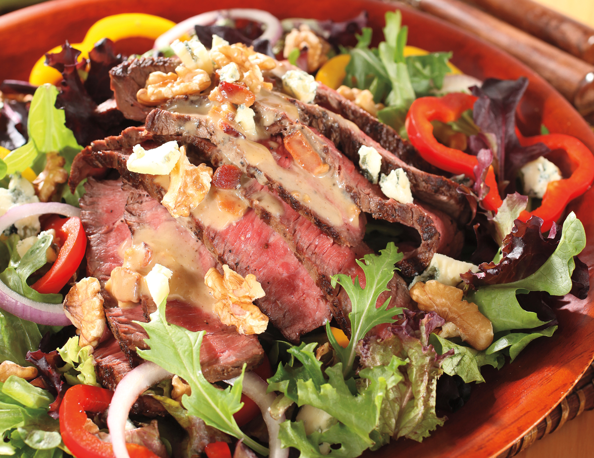 Sirloin-Steak-Salad