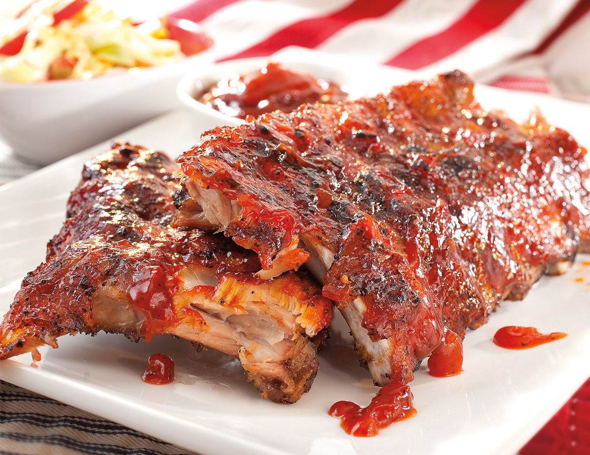 Sweet-Whisky-BBQ-Ribs