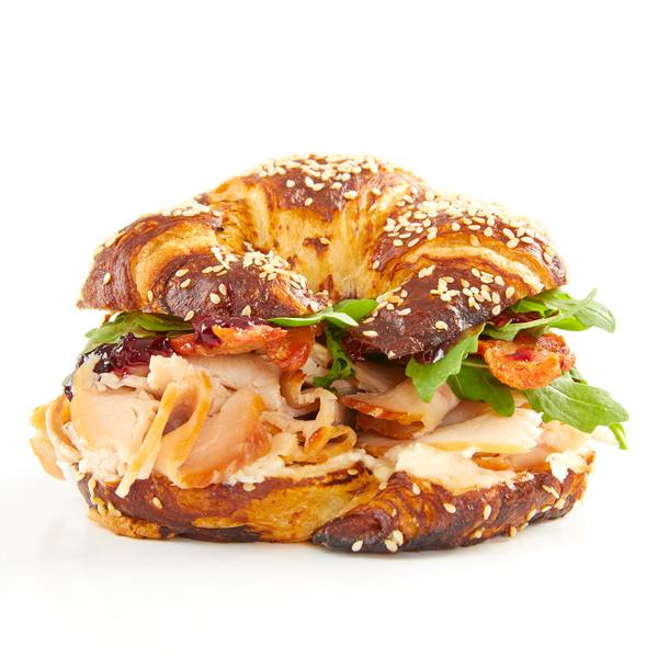 Turkey Bacon Gouda