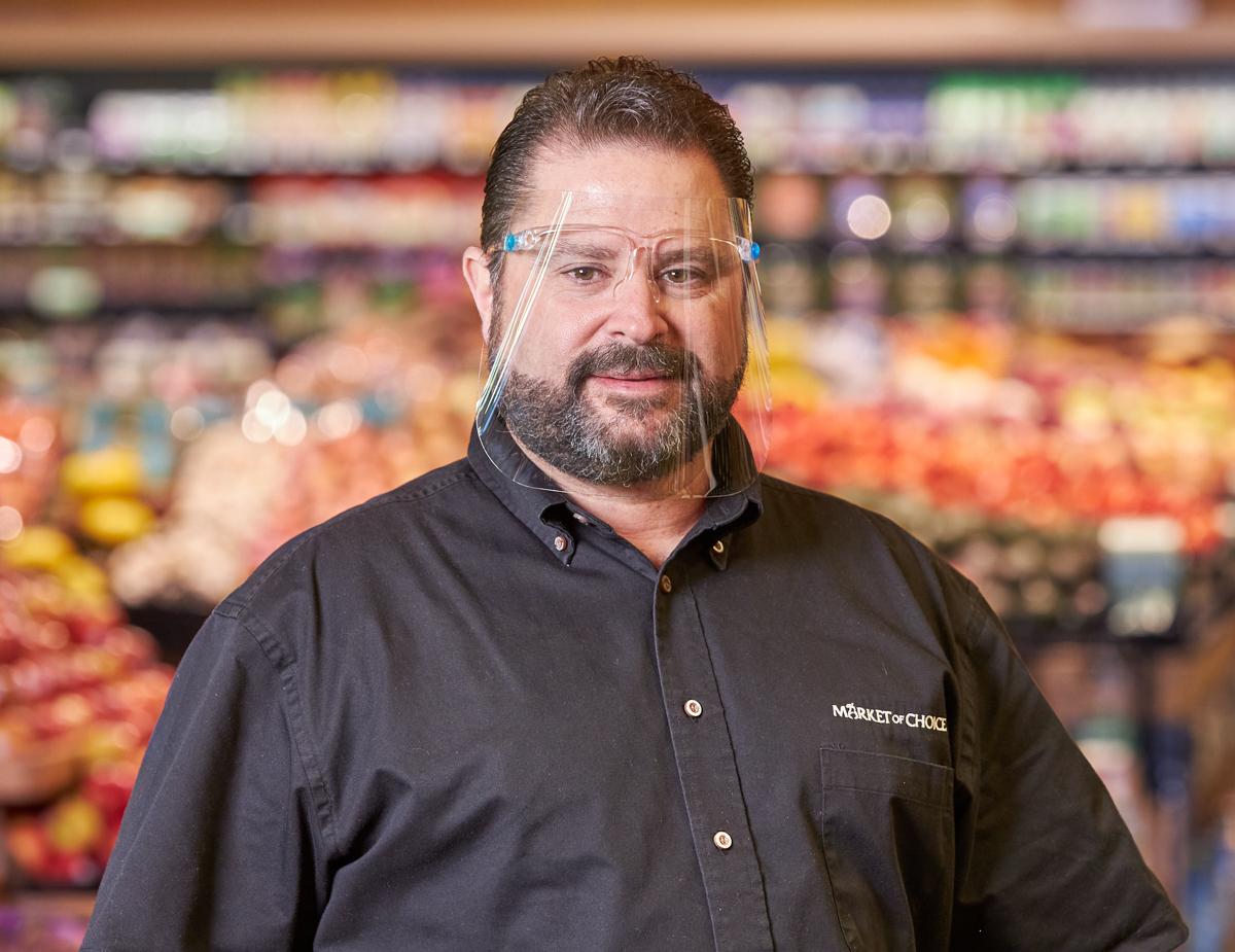 Medford Manager Dave