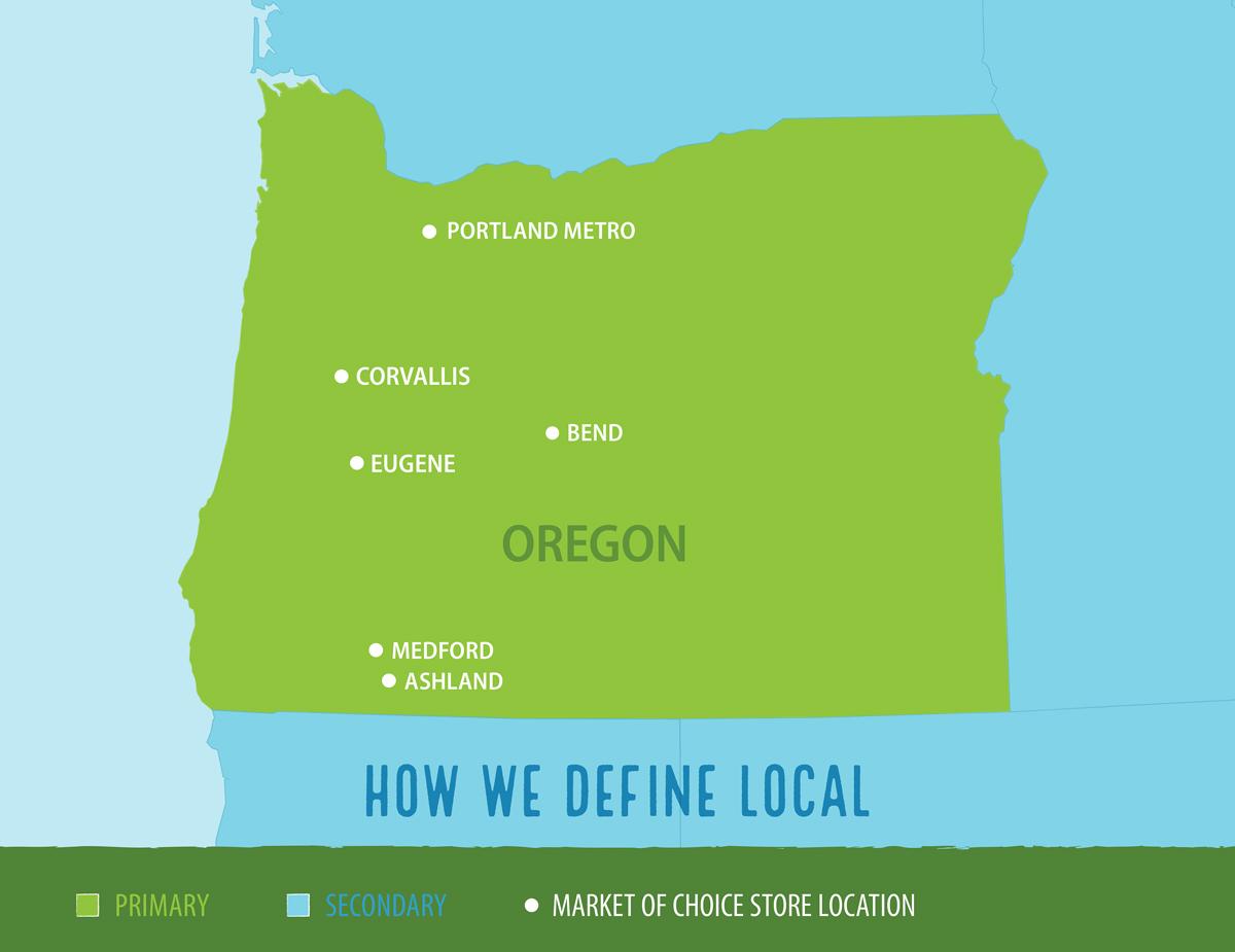 Define Local Map