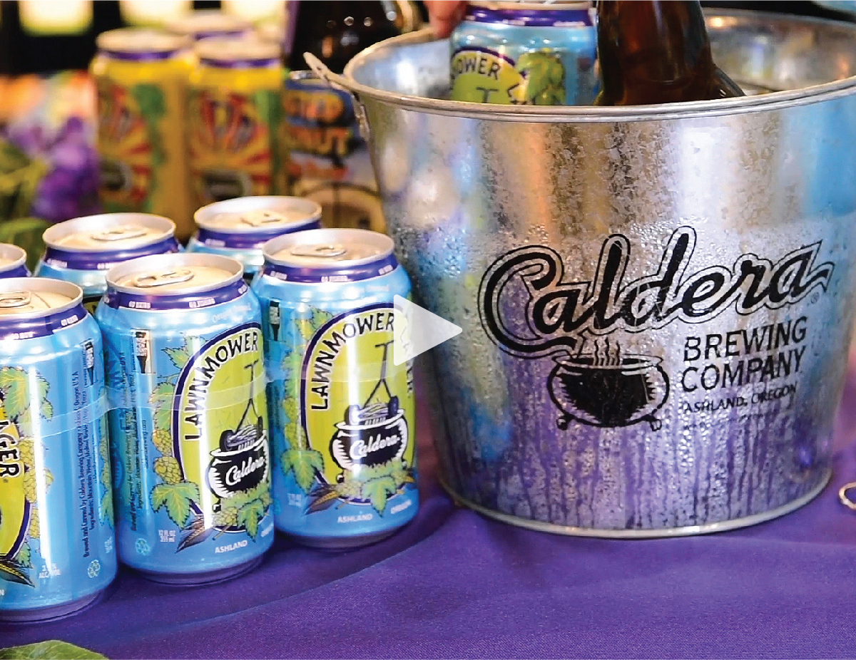 Caldera Brewing