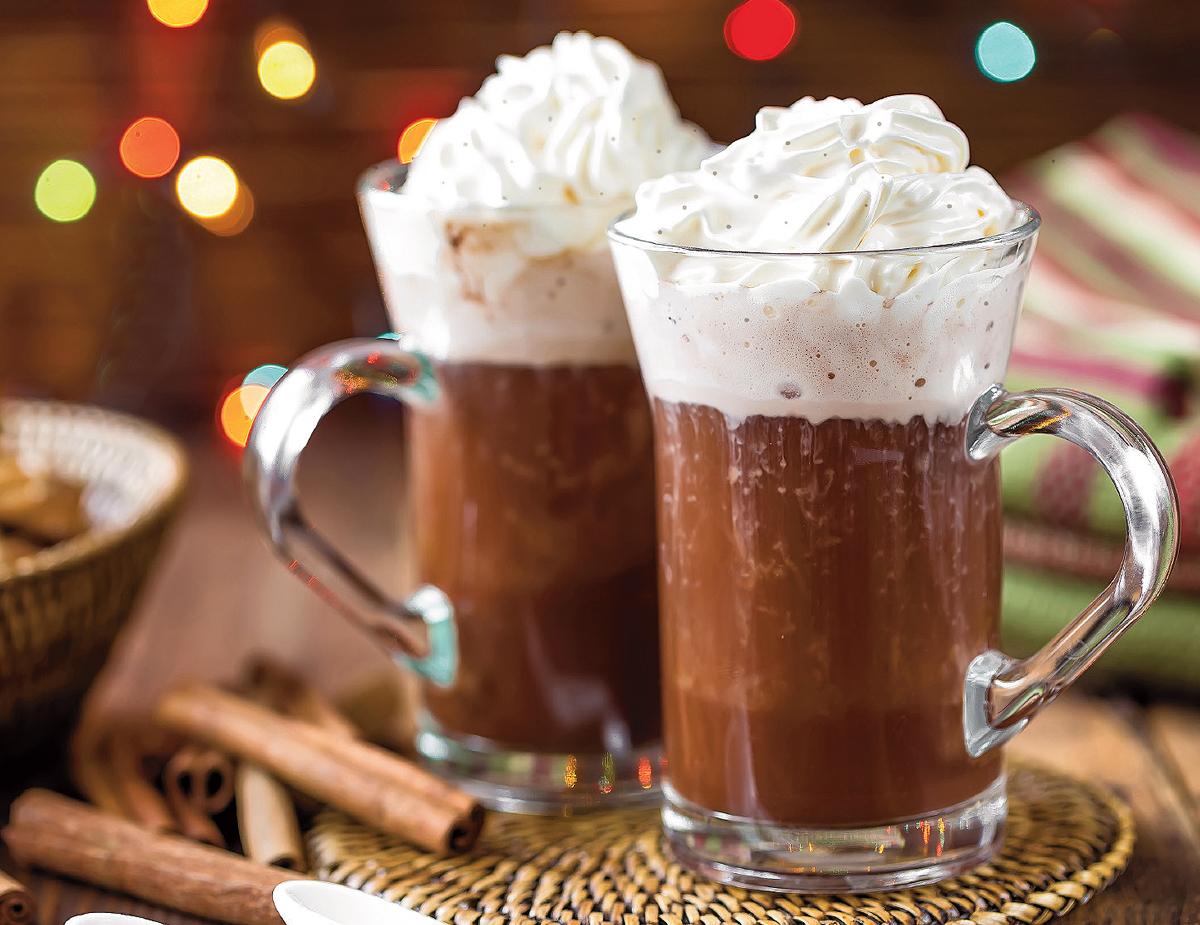Singing Dog Vanilla Hot Chocolate