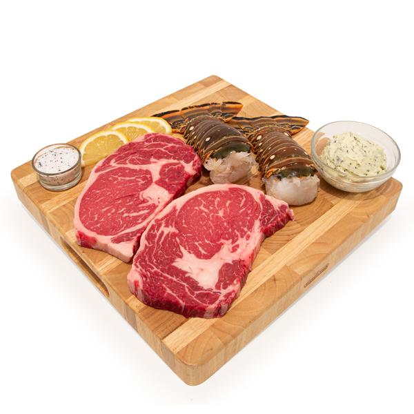 Sweet Heart Steak Dinner