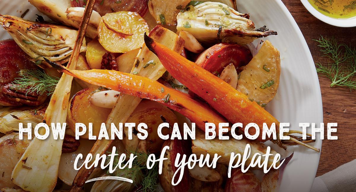 Plant-Forward