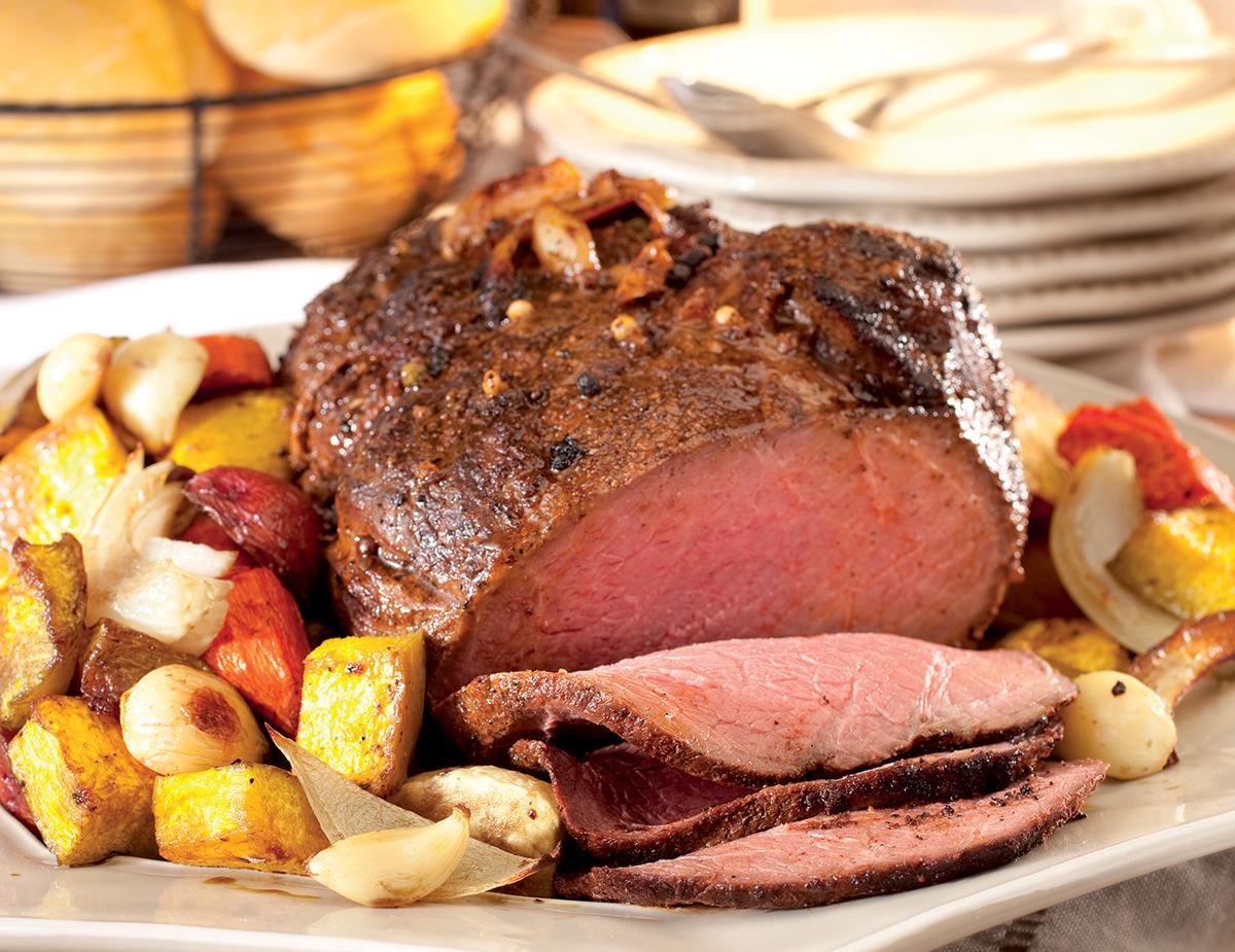 Beer Beef Roast