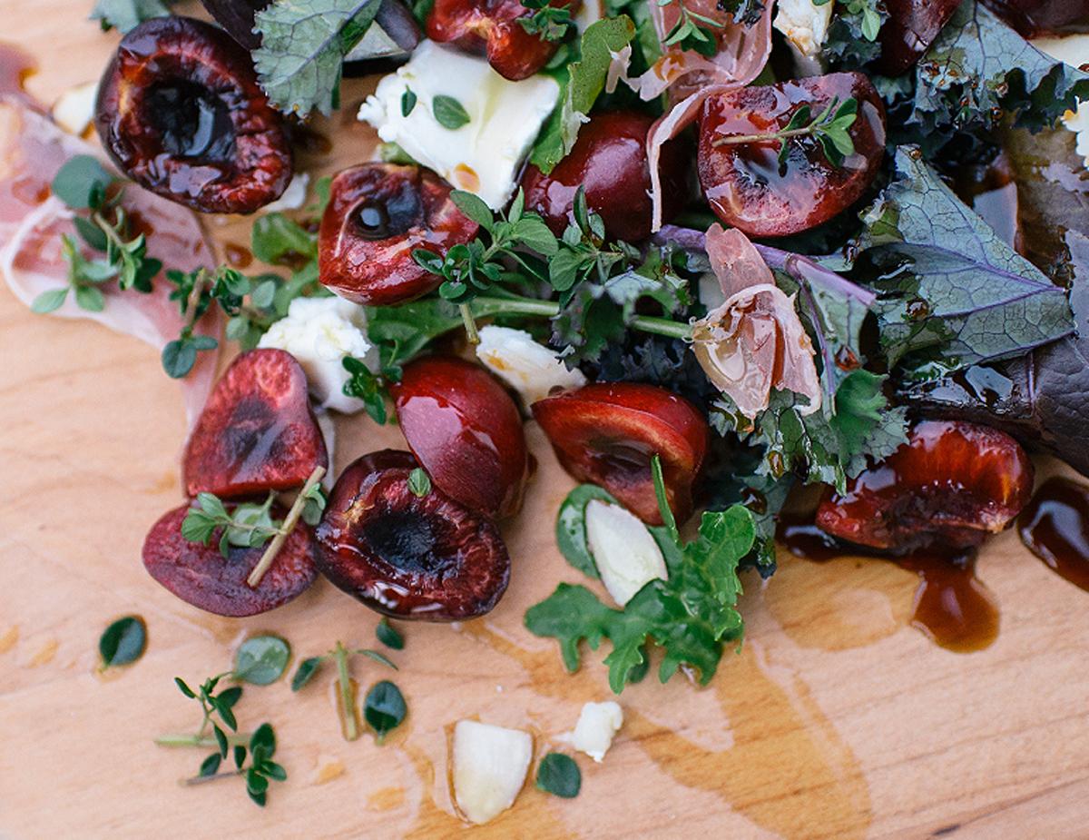 Cherry-Thyme-Salad