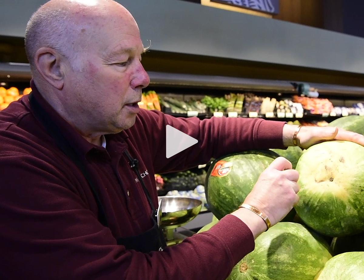 Pick A Watermelon