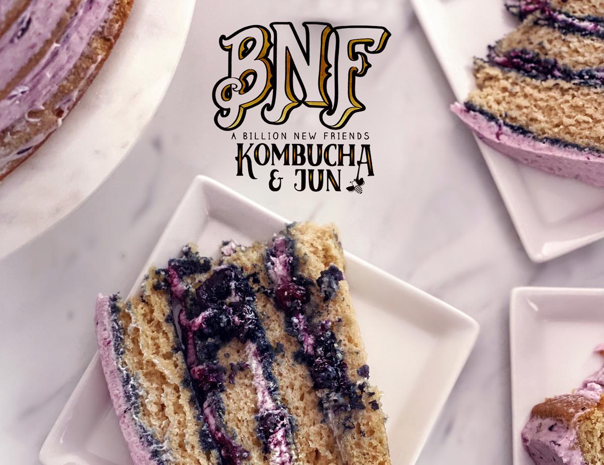 BNF Kombucha