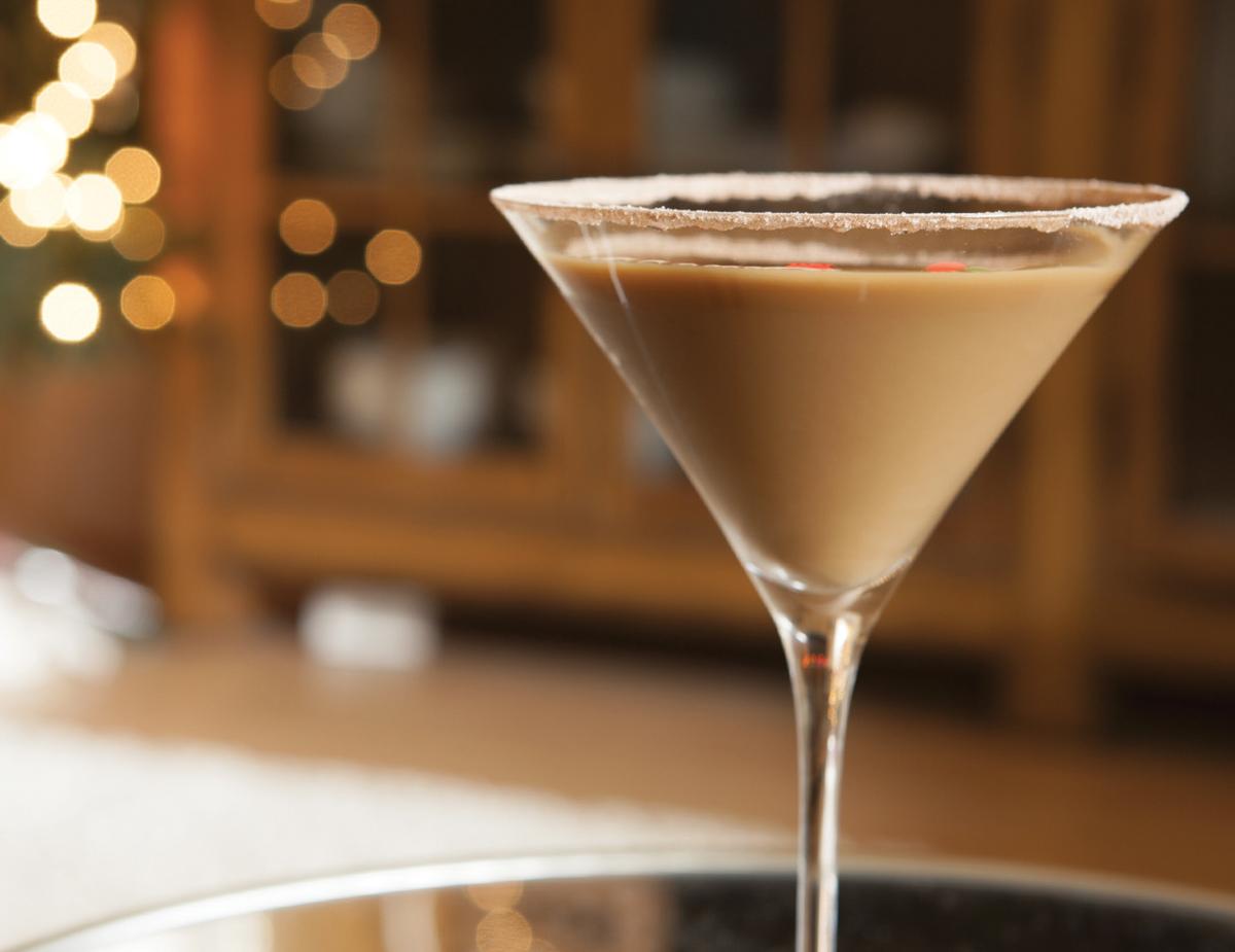 Cold Pressed Martini