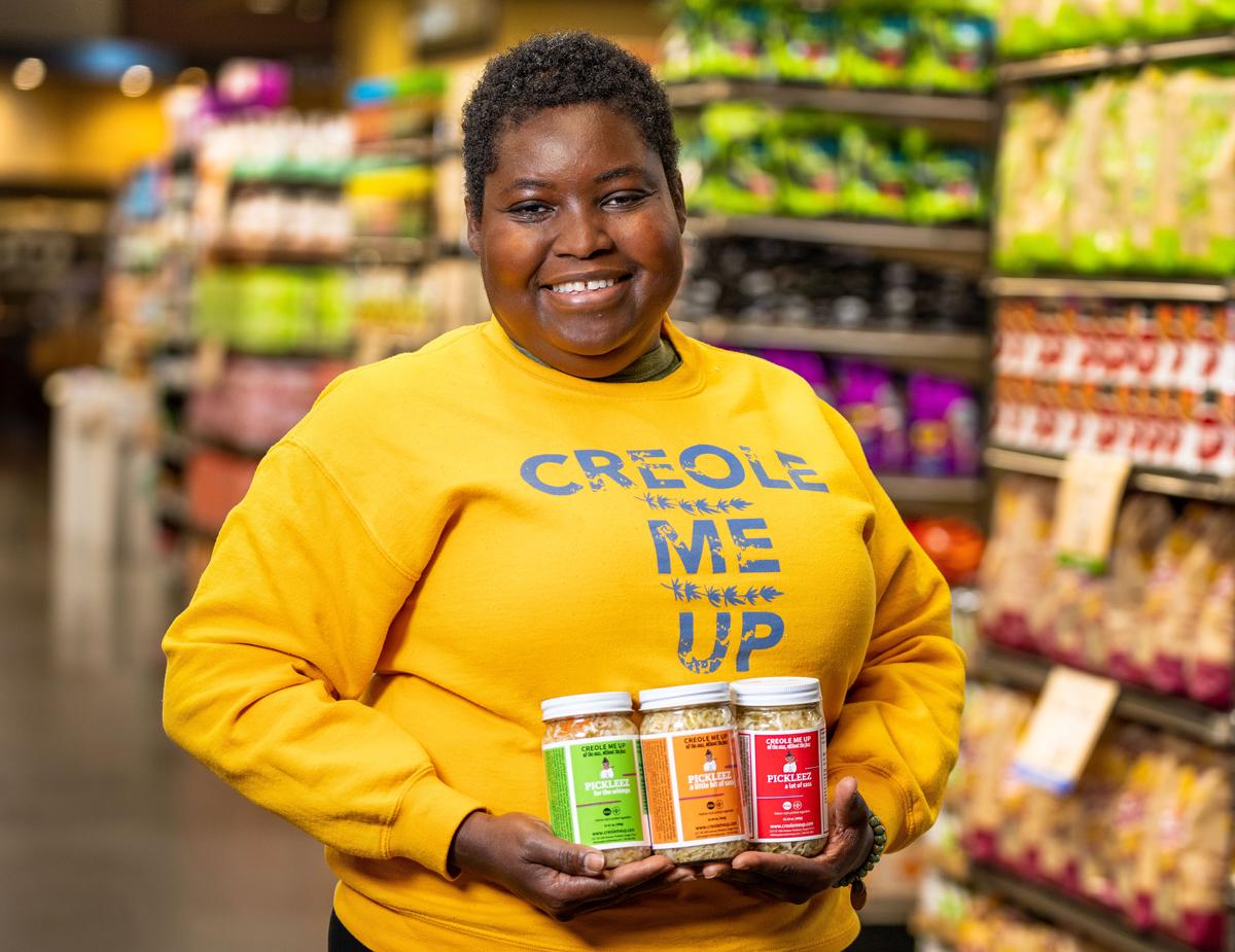 Creole Me Up